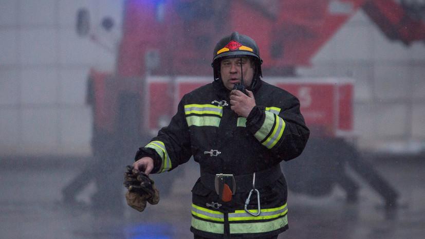 Бастрыкин: пожарная сигнализация в ТЦ Кемерова не работала с 19 марта