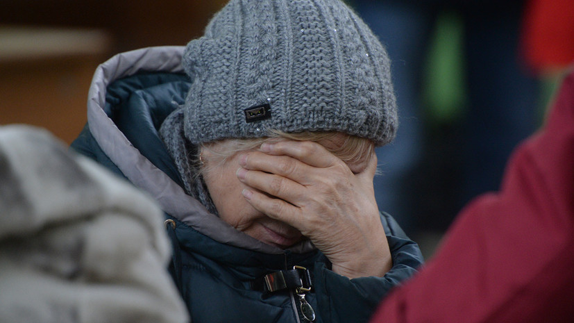 СК: родным выдали разрешения на получение тел 21 погибшего в ТЦ Кемерова