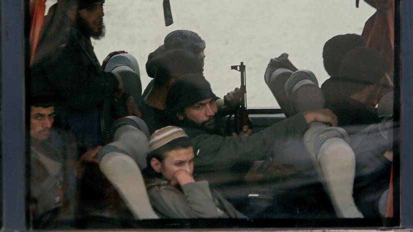 Более 13 тысяч боевиков и членов их семей вывезено за трое суток из сирийского Арбила