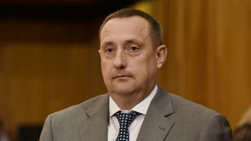 Вице-премьер Крыма ушёл в отставку