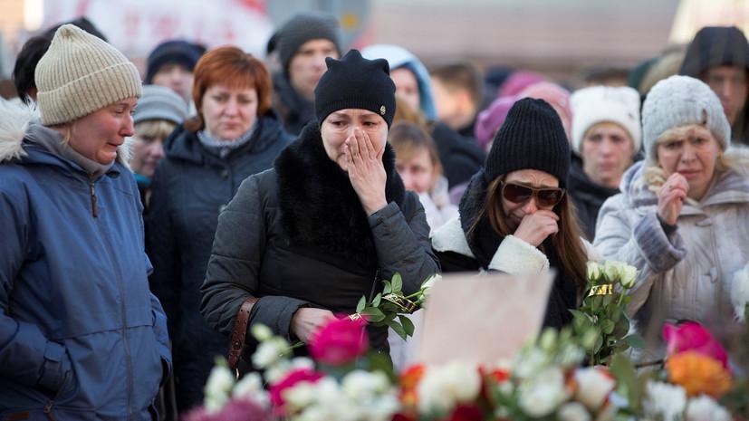 Врачи рассказали о состоянии пострадавших во время пожара в ТЦ Кемерова