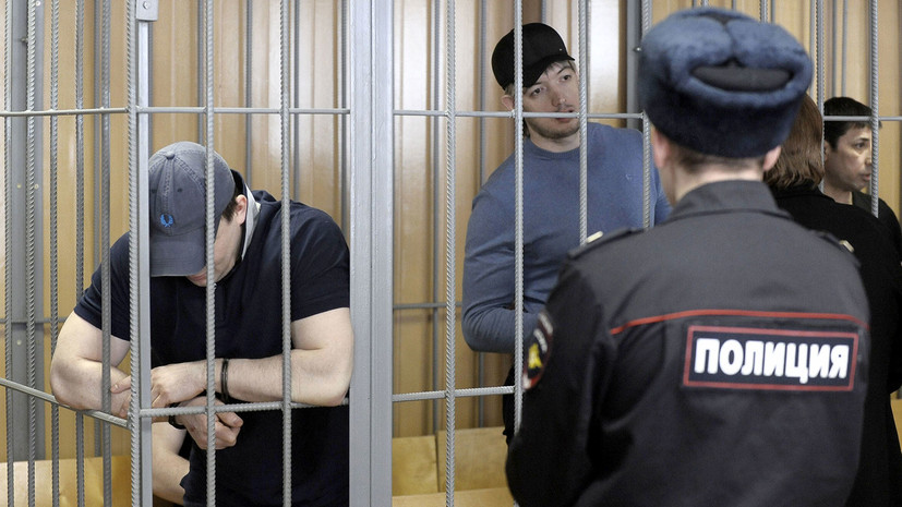 Суд признал Шакро Молодого виновным в вымогательстве