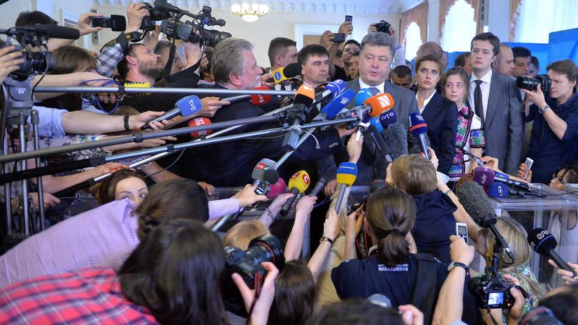 США выделяют $35 млн на борьбу с непрофессионализмом журналистов на Украине