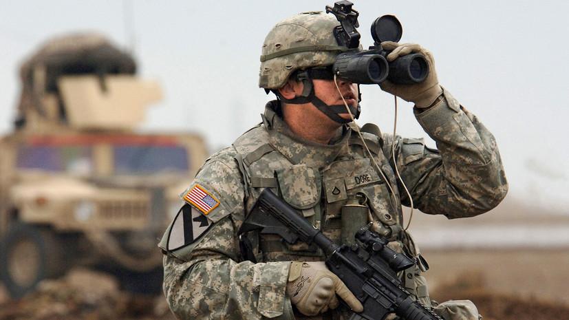 В США заявили, что к 2028 году армия страны будет готова к ведению любой войны