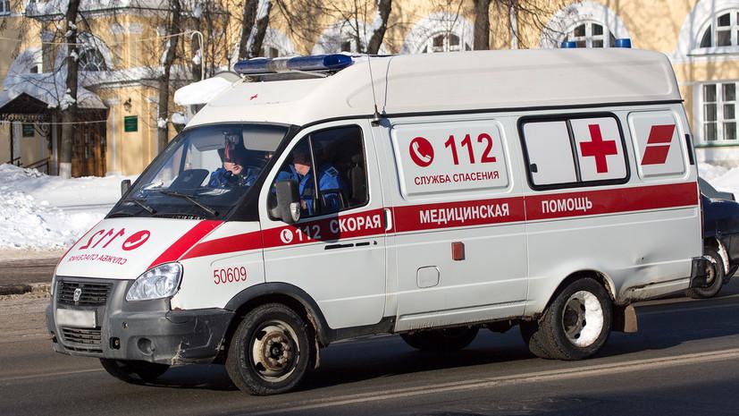 В Ярославской области пьяный мужчина избил фельдшера и водителя скорой помощи