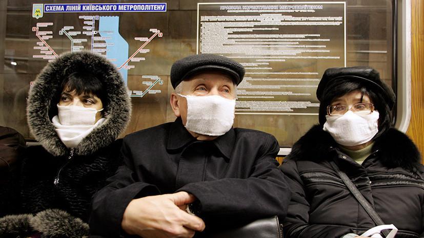 Число заболевших корью наУкраине сначала года превысило восемь тысяч
