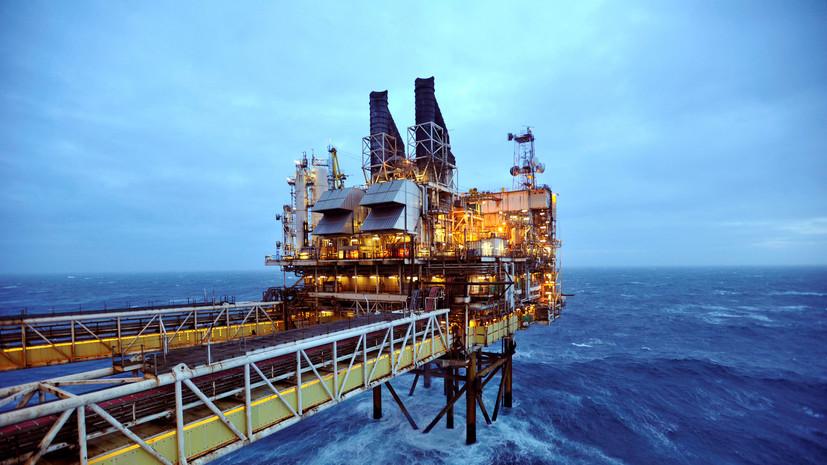 Цена на нефть Brent превысила $71 за баррель
