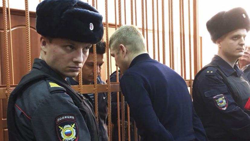 Суд продлил срок задержания технического директора торгового центра в Кемерове