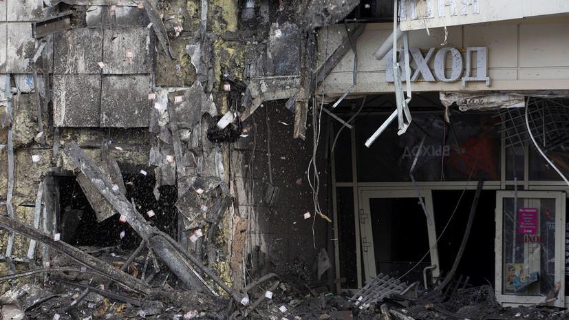 В МЧС заявили об отсутствии без вести пропавших после пожара в Кемерове