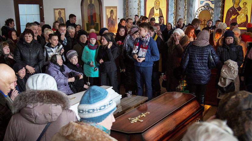Следователи центрального аппарата СК встретились с родственниками жертв пожара в ТЦ Кемерова