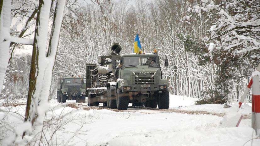 «Остановить процесс не удаётся»: почему на Украине растёт нелегальный оборот оружия и военной техники