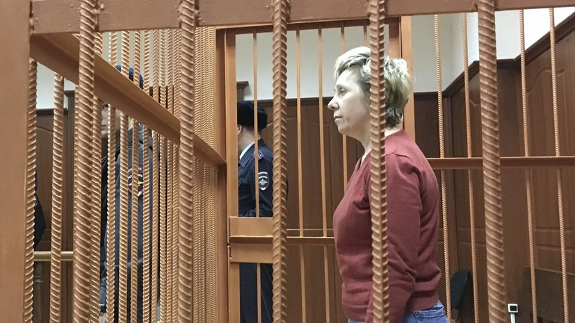 Управляющая ТЦ «Зимняя вишня» в Кемерове арестована на два месяца