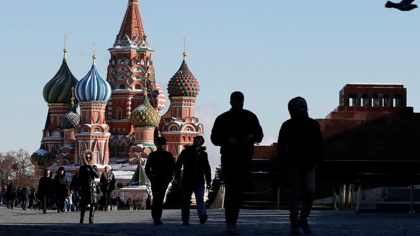 В МЧС рекомендовали жителям Москвы сократить время пребывания на открытом воздухе 28 марта