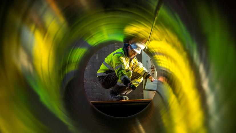 Совет ЕС рассказал о перспективах подведения «Северного потока — 2» под нормы третьего энергопакета