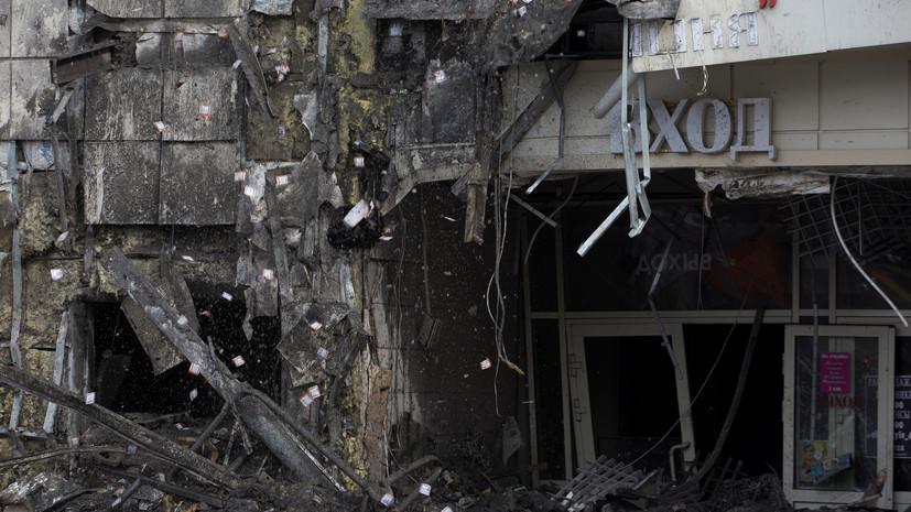 Путин потребовал проверить все версии пожара вКемерове