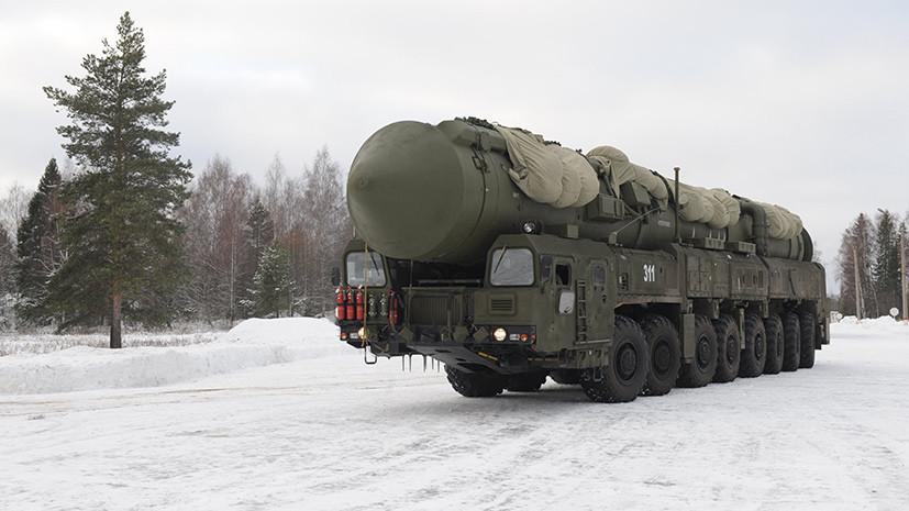 Командующий РВСН заявил о перевооружении Тагильского соединения на ПГРК «Ярс»