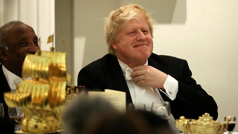 Глава МИД Великобритании сравнил дело Скрипаля с романом «Преступление и наказание»