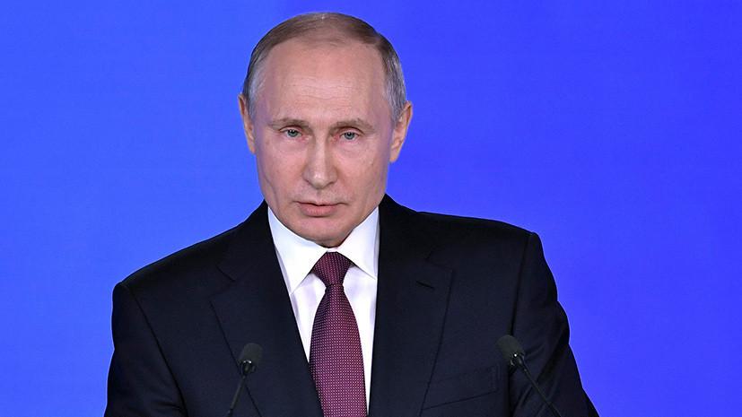 Путин выразил соболезнования родным и близким Олега Анофриева