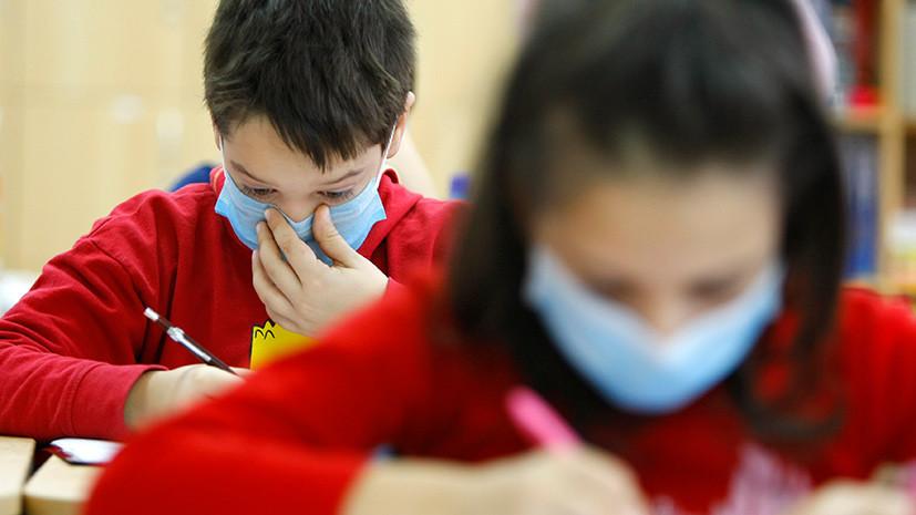 На Украине за неделю гриппом заболели свыше 200 тысяч человек