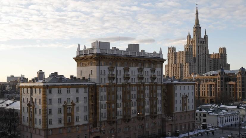 В МИД России приветствуют гибкость США в вопросе урегулирования ситуации в Афганистане