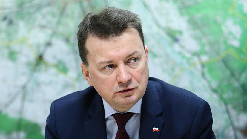 Министр обороны Польши заявил, что Patriot значительно повысит уровень вооружения страны