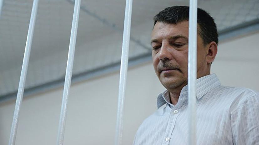 Приговор полковнику Максименко огласят 20 апреля
