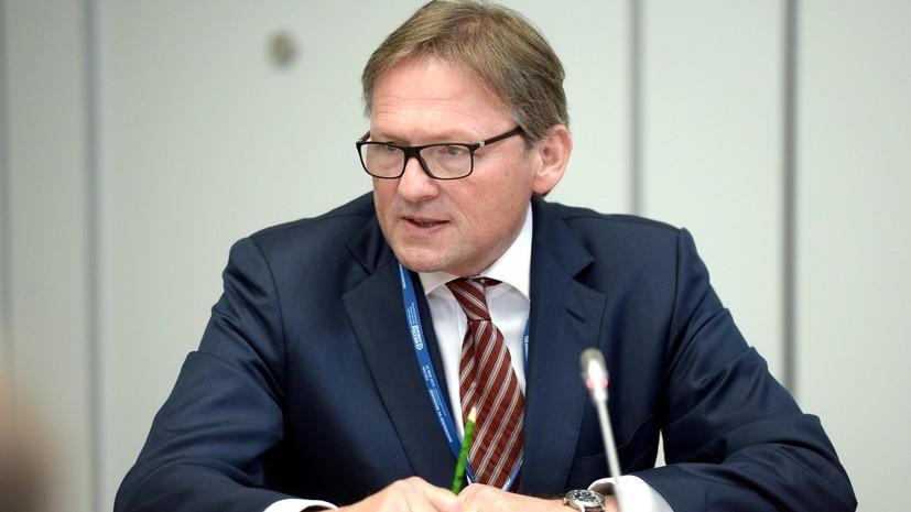 Титов рассказал, какие меры должны быть приняты после пожара в ТЦ в Кемерове