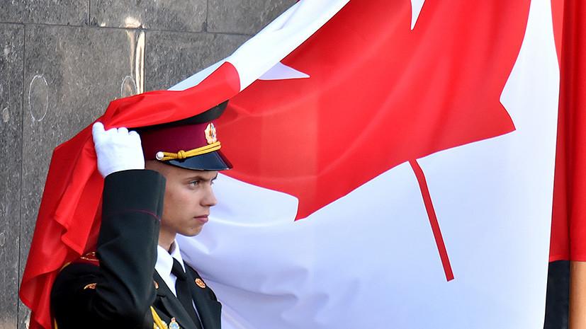 СМИ: Власти Канады не намерены поставлять оружие Украине бесплатно