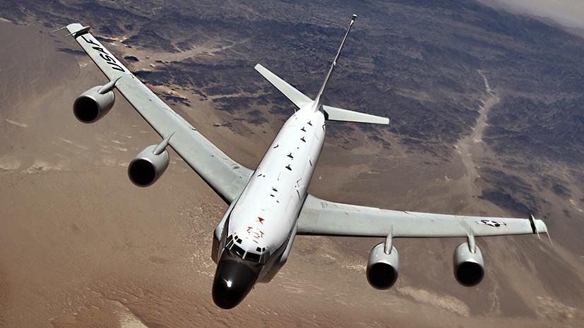«Элементы гибридной войны»: почему иностранные самолёты проводят активную разведку у границ России