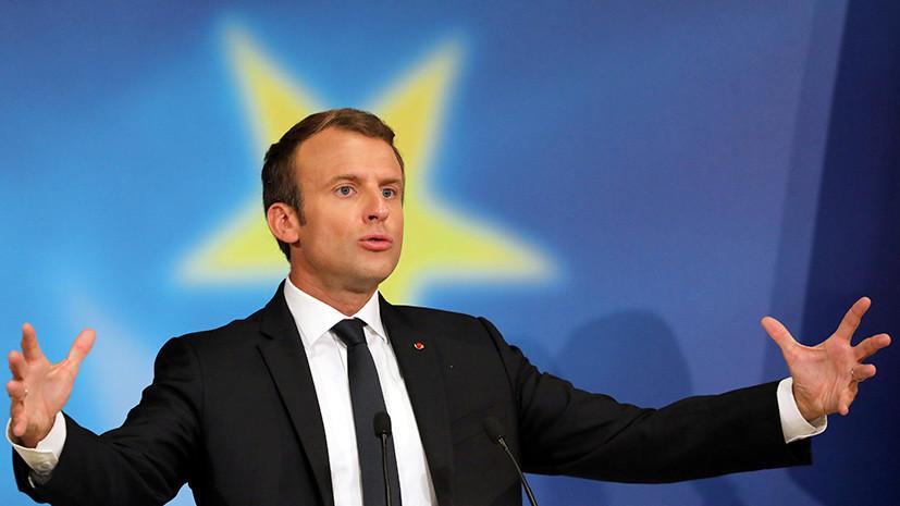 Игра в Манбидж: почему Франция планирует усилить военную поддержку сирийских курдов