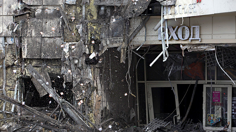 «Здание возвели без разрешения»: СК признал самостроем сгоревший ТЦ «Зимняя вишня» в Кемерове