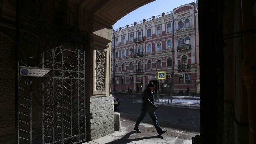 В РСТ прокомментировали ситуацию с визами США после закрытия генконсульства в Петербурге