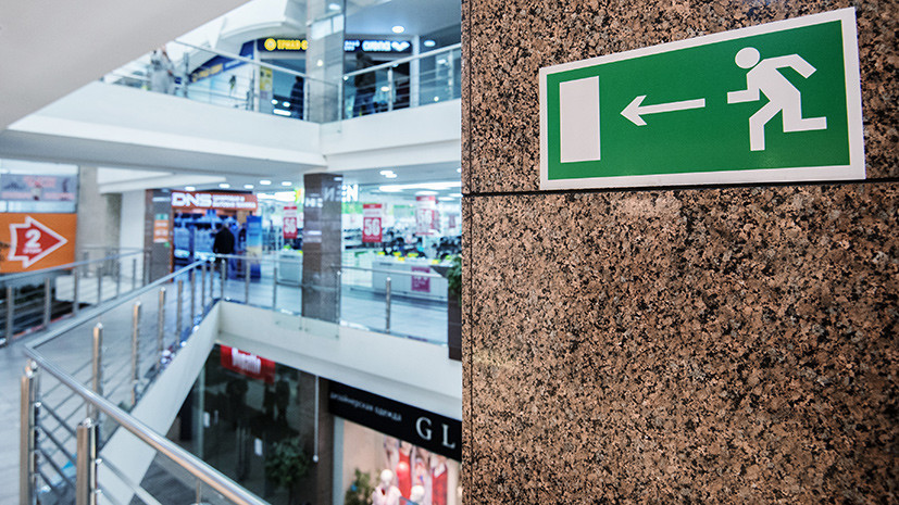 Стихийный поиск: торговые центры нанимают инженеров по безопасности после трагедии в Кемерове