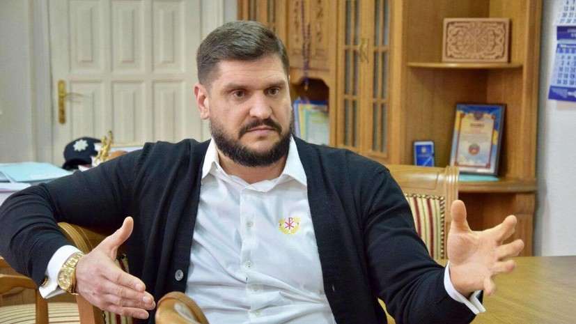 Украинский губернатор сложит полномочия на время расследования смерти военного лётчика