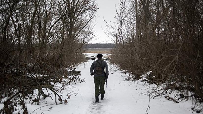 Корреспондент официального сайта ДНР попал под обстрел со стороны ВСУ
