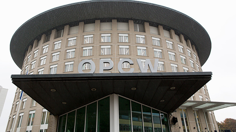 В ОЗХО согласились назначить на 4 апреля внеочередное заседание по делу Скрипаля