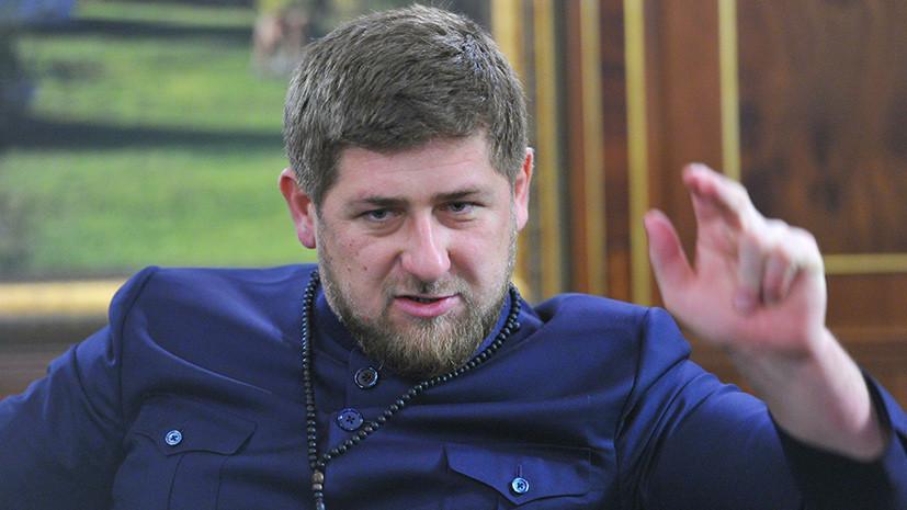 Кадыров назвал власти Эстонии дворняжками