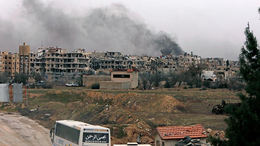 Среди погибших в Сирии военных коалиции США был гражданин Британии