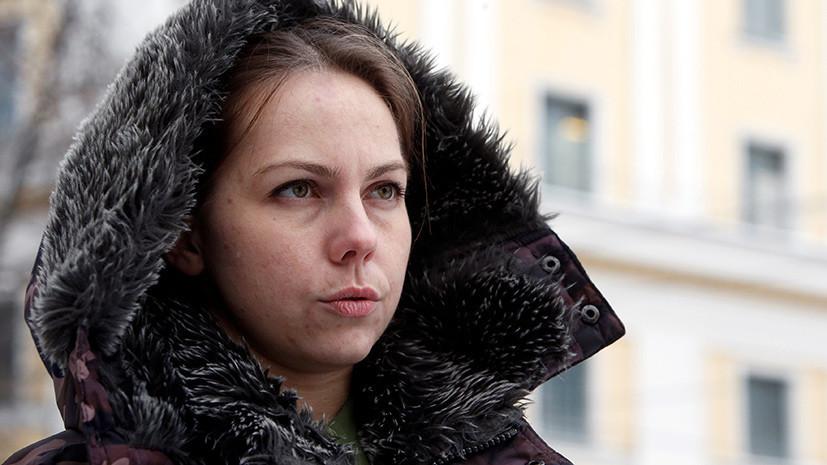 Сестра Савченко рассказала об ухудшении состояния здоровья арестованной родственницы