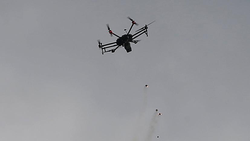 СМИ: В Ливане разбился израильский беспилотник