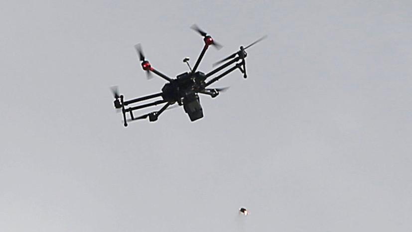 В Израиле подтвердили информацию о крушении беспилотника в Ливане