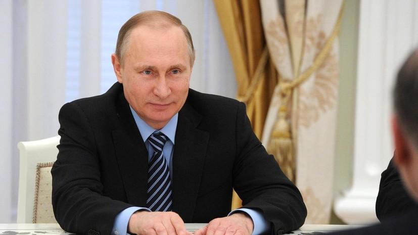 Путин поздравил российских иудеев с праздником Песах