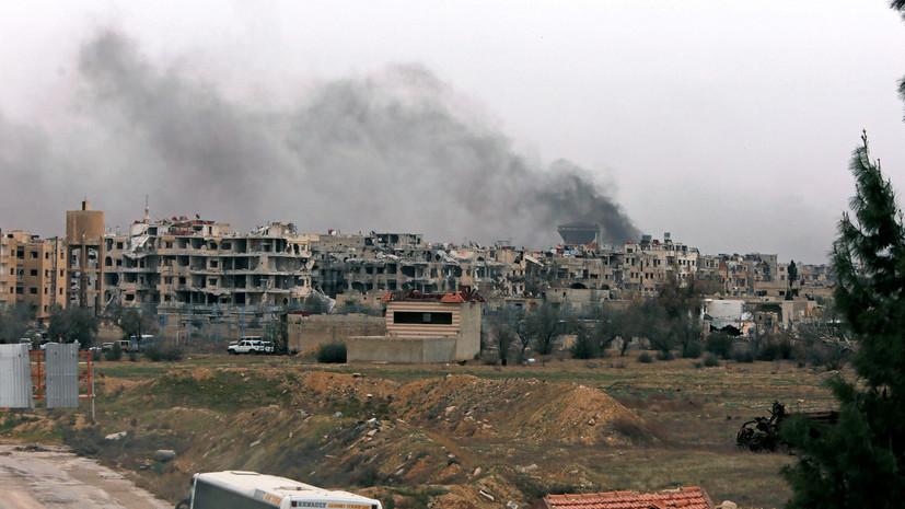 МИД: сирийских террористов почти полностью лишили доходов от нелегальной нефти