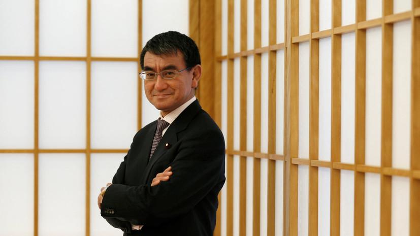 Глава МИД Японии призвал не торопиться с проведением встречи на высшем уровне с КНДР