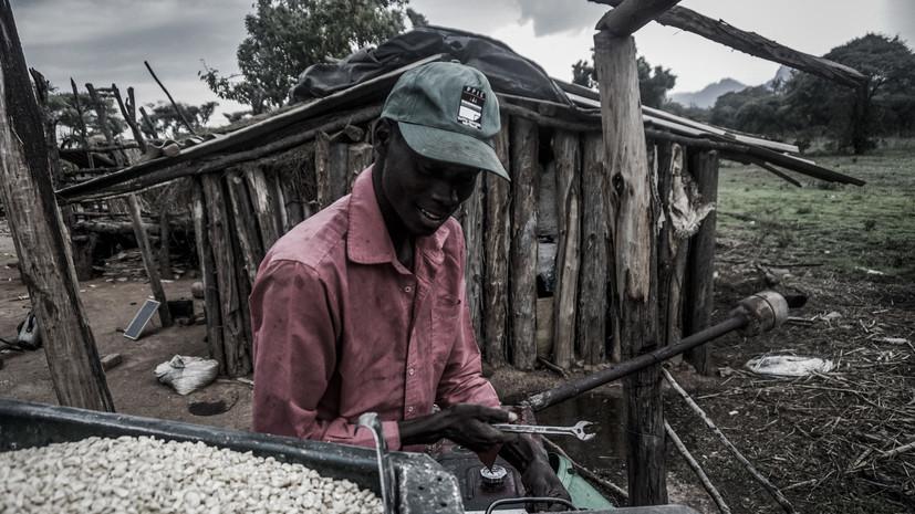 Поместье жены Мугабе наводнили нелегальные золотодобытчики