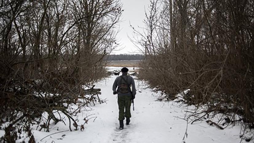 В 1-ый день «пасхального перемирия» ВСУ обстреляли село вДНР