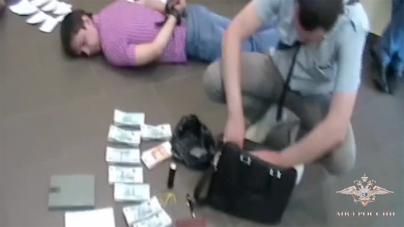 МВД: совладельцы группы«Сумма» задержаны по делу о крупных хищениях бюджетных средств