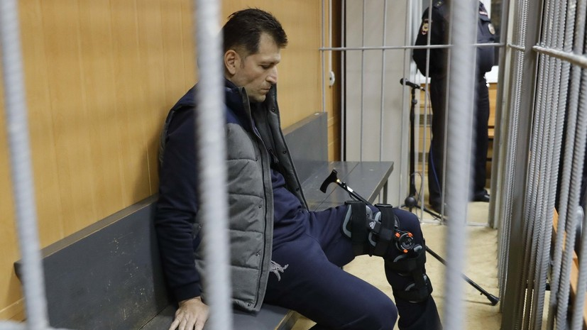 Суд арестовал брата совладельца группы «Сумма» Магомеда Магомедова