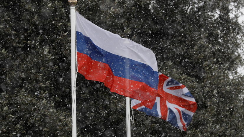 Минкультуры России не планирует прекращать сотрудничество с Великобританией