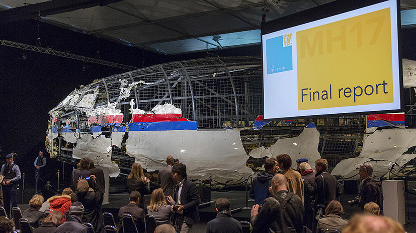Дело MH17: Неожиданная смена отношения западных политиков ккрушению «Боинга» наДонбассе